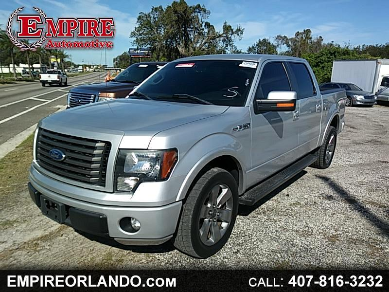 "2011 Ford F-150 2WD SuperCrew 145"" Platinum"
