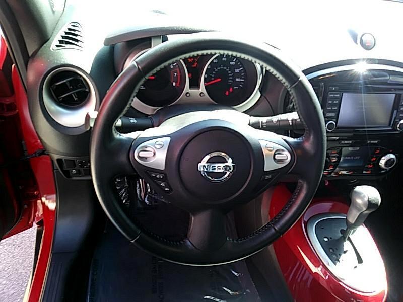 2015 Nissan Juke 5dr Wgn CVT SL FWD