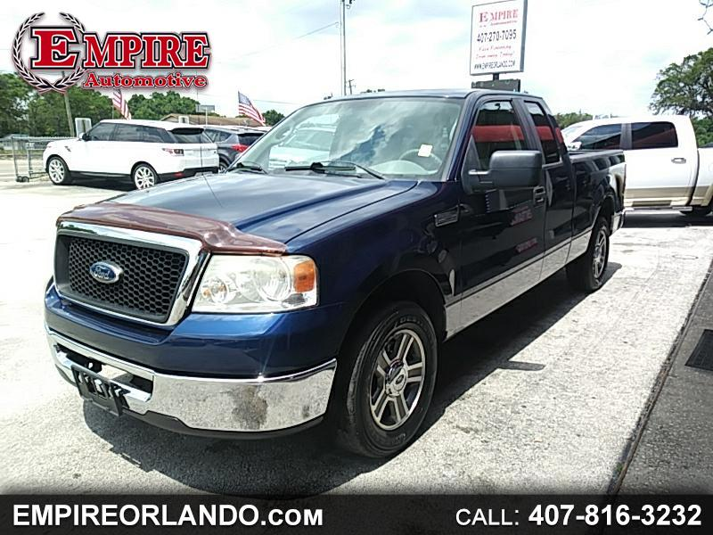 "2007 Ford F-150 2WD Supercab 145"" XLT"