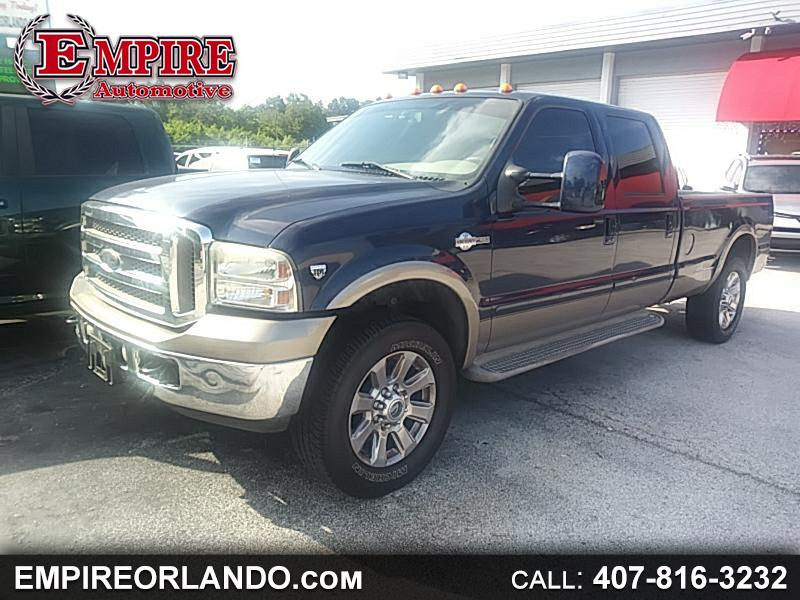 "2006 Ford Super Duty F-250 2WD Crew Cab 156"" King Ranch"