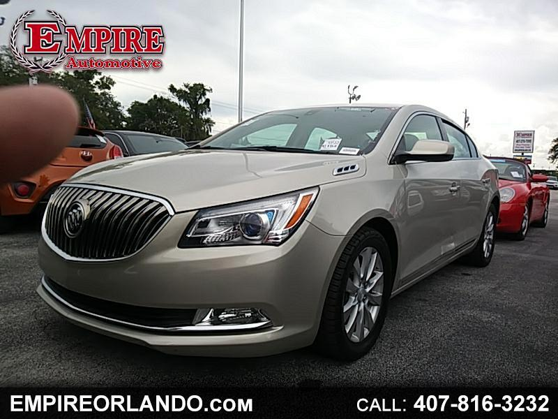 2014 Buick LaCrosse 4dr Sdn Base FWD