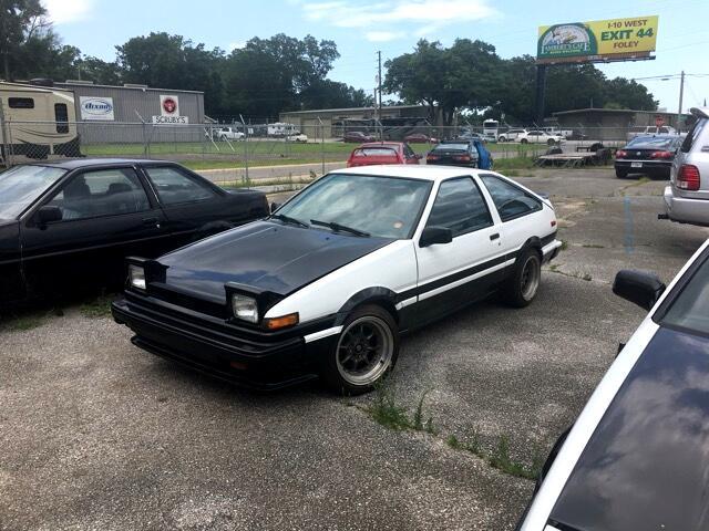 1986 Toyota Corolla Sport GT-S