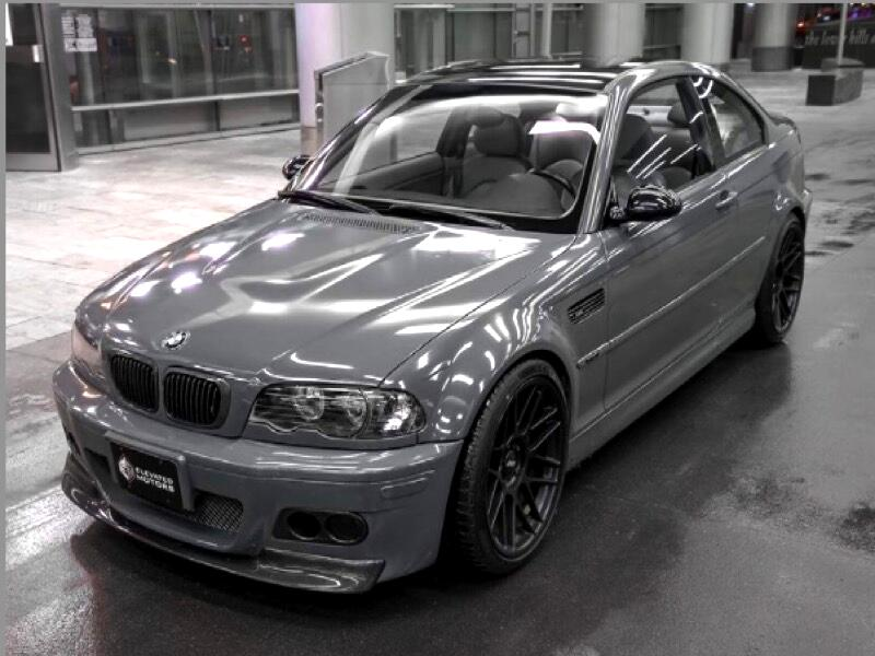 BMW M3 Coupe 2002