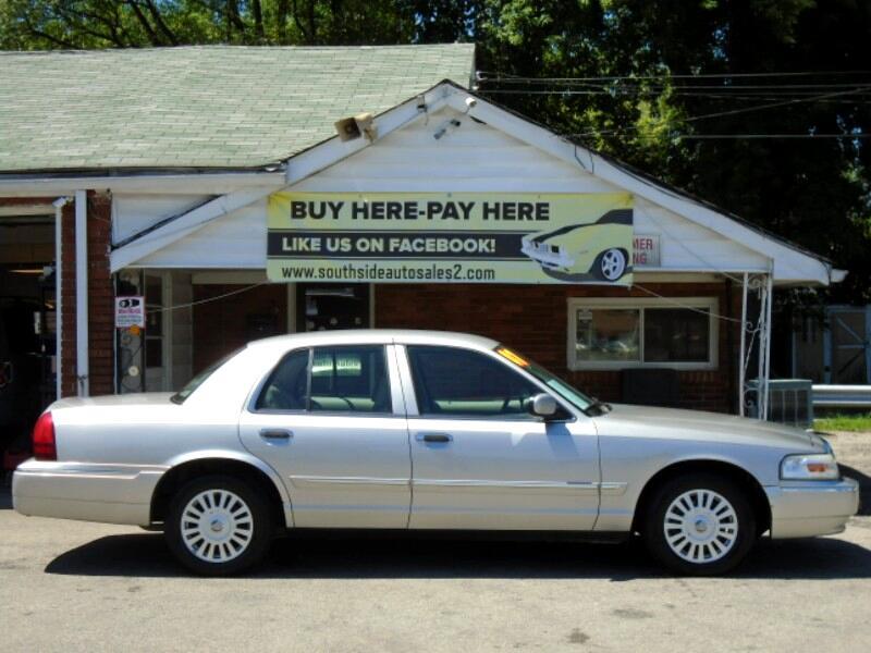 2007 Mercury Grand Marquis LS Premium
