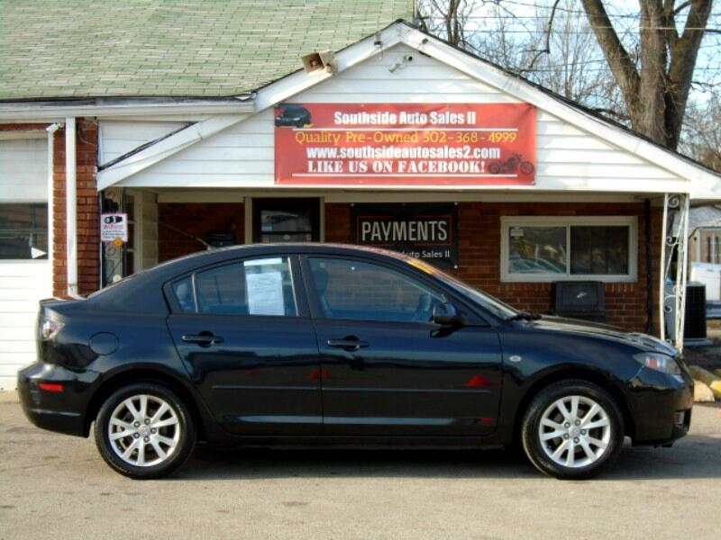 Mazda MAZDA3 i Sport 4-Door 2007