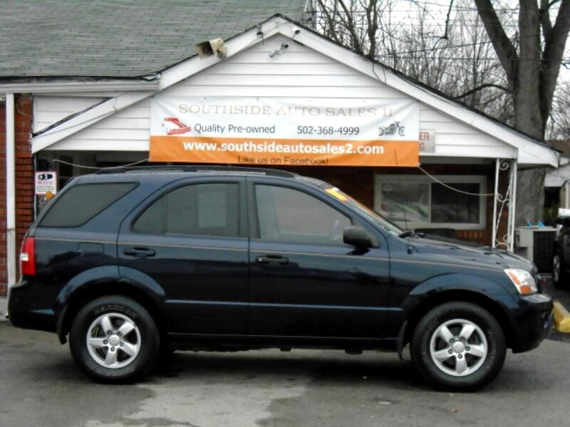 Kia Sorento EX 4WD 2008