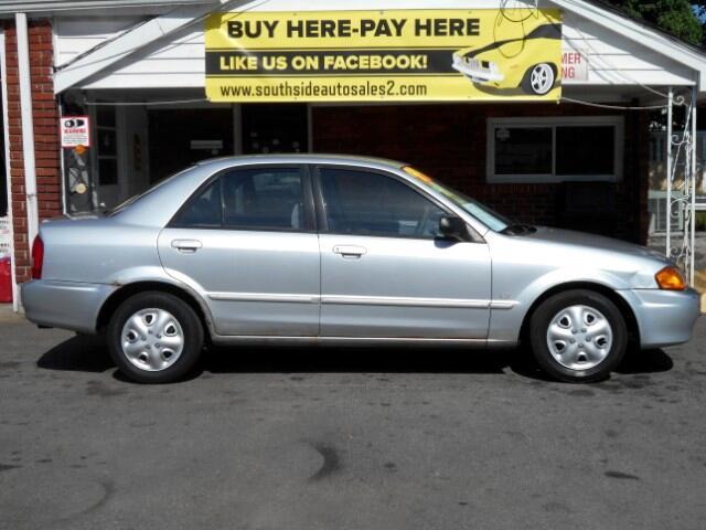 1999 Mazda Protege LX AUTO