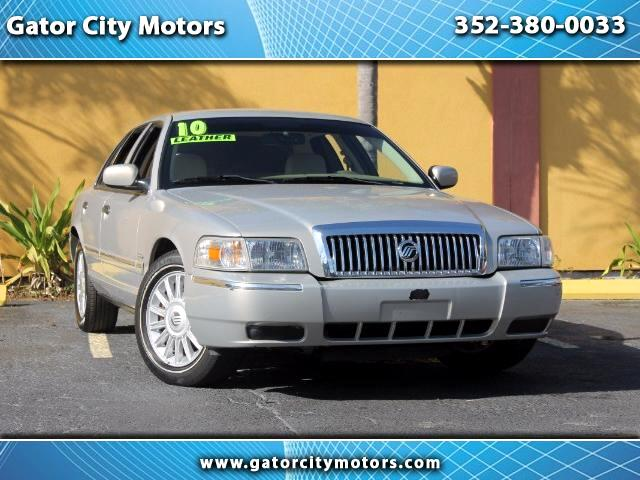 2010 Mercury Grand Marquis LS Ultimate