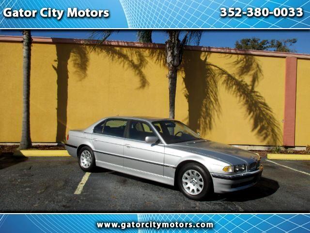 BMW 7-Series 740iL 2001