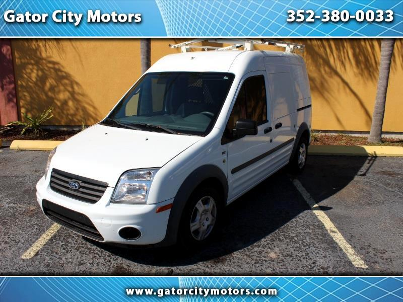 2012 Ford Transit Connect XLT with Rear Door Glass