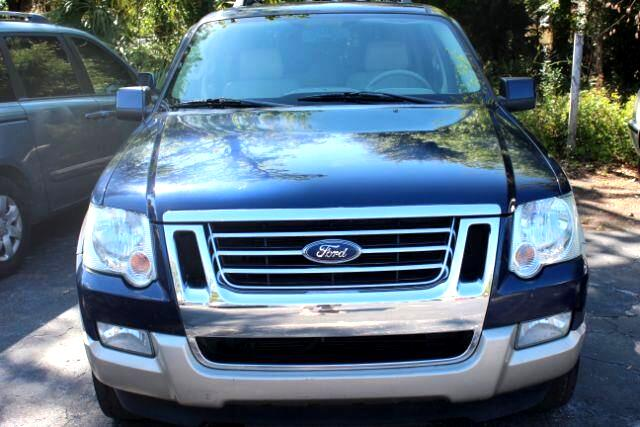 2007 Ford Explorer Eddie Bauer 4.0L 2WD