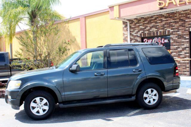 2009 Ford Explorer XLT 4.0L 2WD