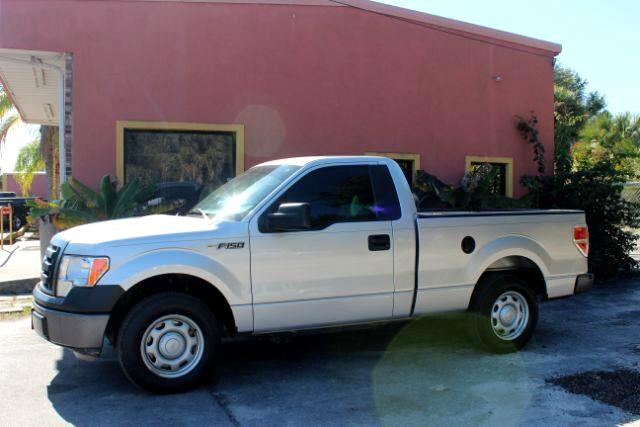 Ford F-150 XL 6.5-ft. Bed 2WD 2012