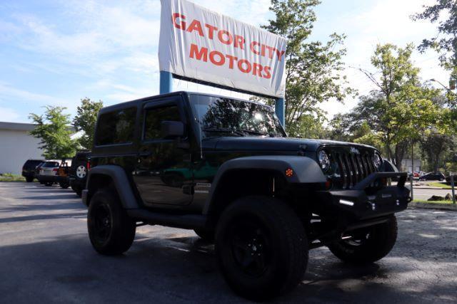 Jeep Wrangler Sport 4WD 2011