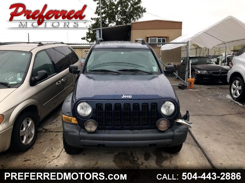 2006 Jeep Liberty Renegade 2WD