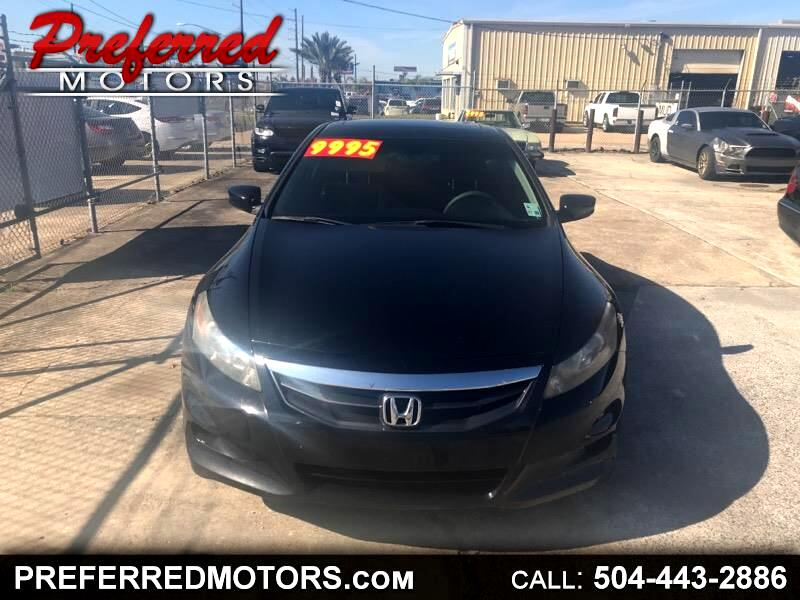2011 Honda Accord 2dr Coupe EX Auto