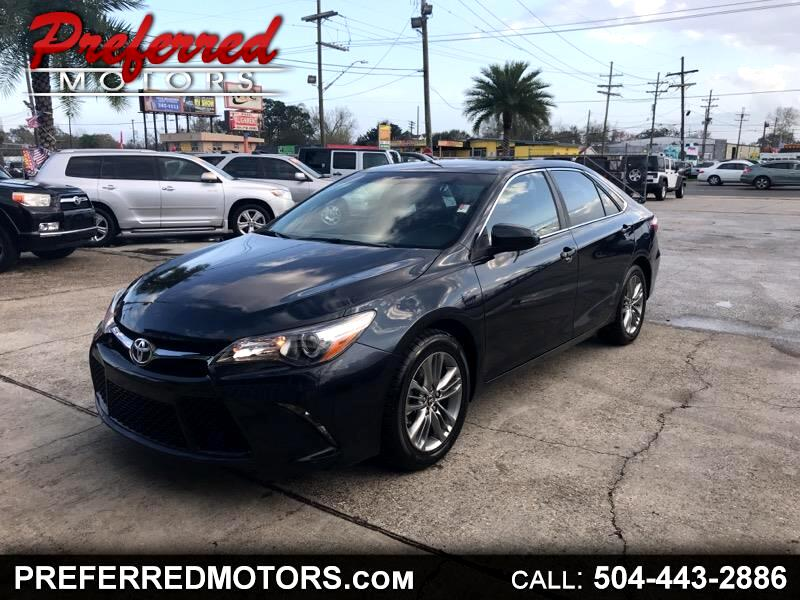 2015 Toyota Camry 4dr Sdn I4 Auto SE Sport Limited Edition (Natl)