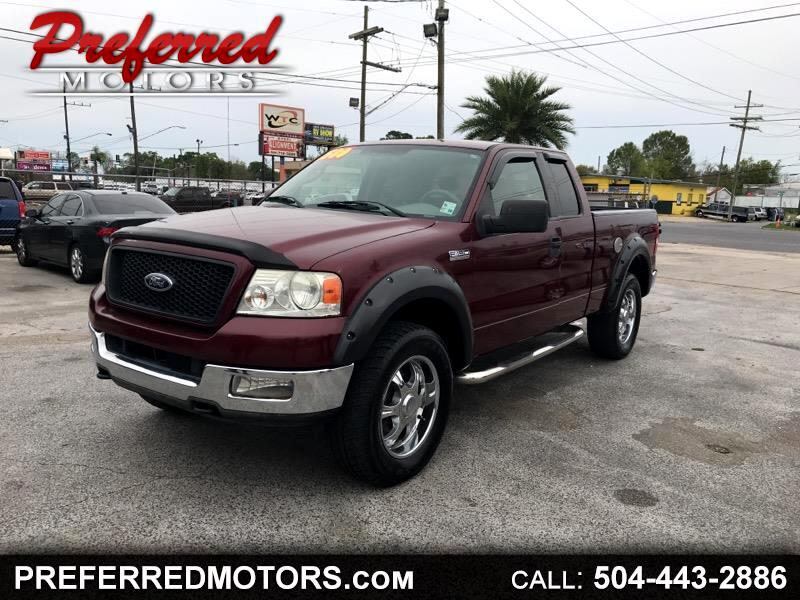 2004 Ford F-150 4WD SuperCrew 139
