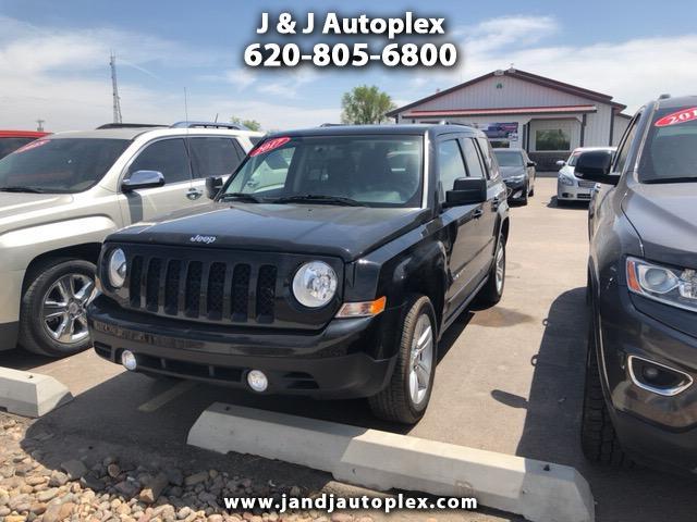 2017 Jeep Patriot Latitude 2WD