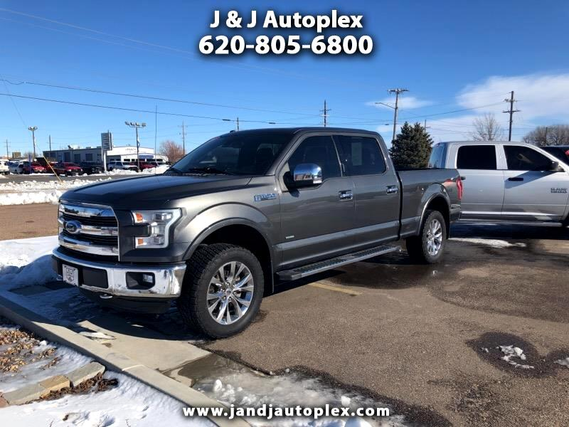 2016 Ford F-150 FX4 4WD