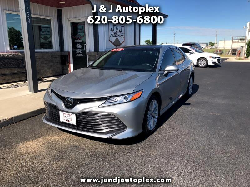 2018 Toyota Camry 4dr Sdn XLE Auto