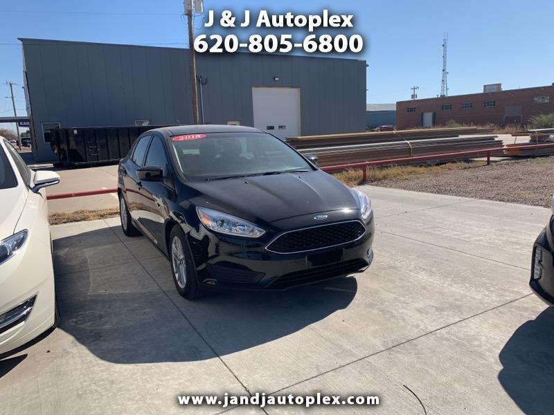 Ford Focus SE Sedan 2018
