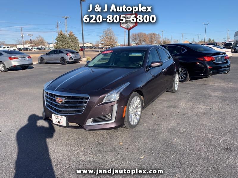 Cadillac CTS 3.6L Performance RWD 2015