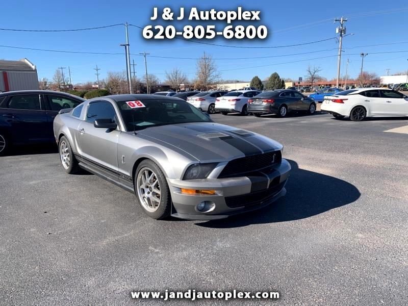 Ford Shelby GT500 Coupe 2008