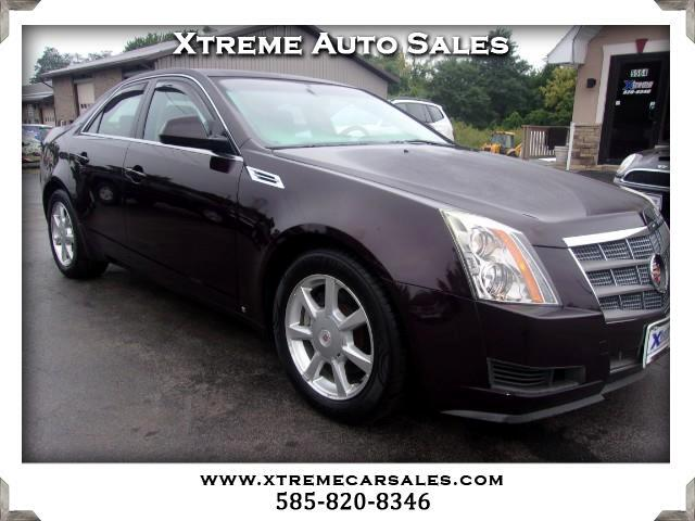 2008 Cadillac CTS 3.6L SFI with Navigation