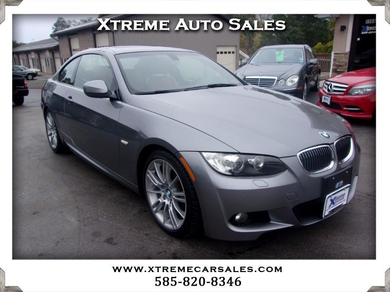 2010 BMW 3-Series 328i coupe with m-package