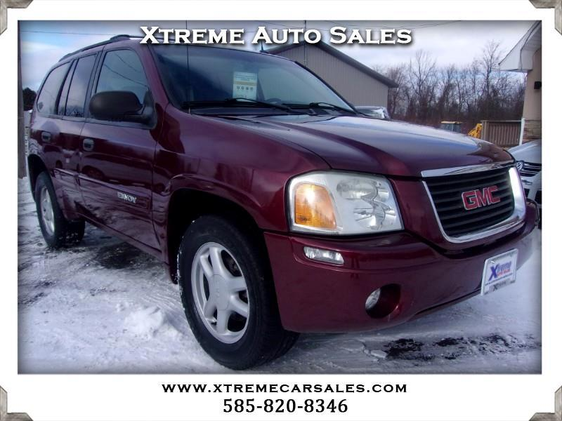 2005 GMC Envoy SLE 4WD