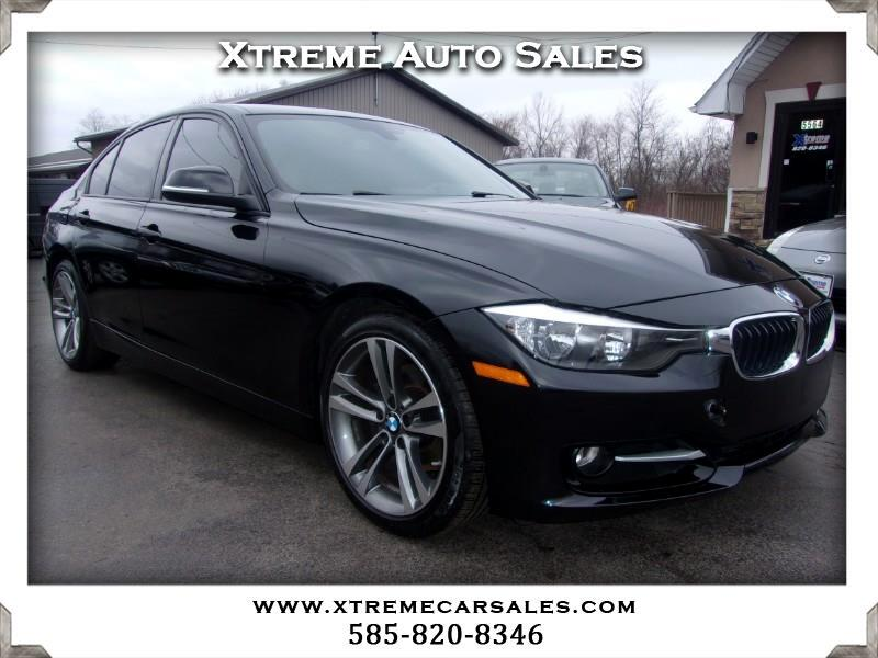 2013 BMW 3-Series 328i sport w/ 6 speed manual