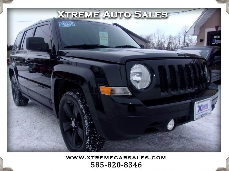 2011 Jeep Patriot fwd