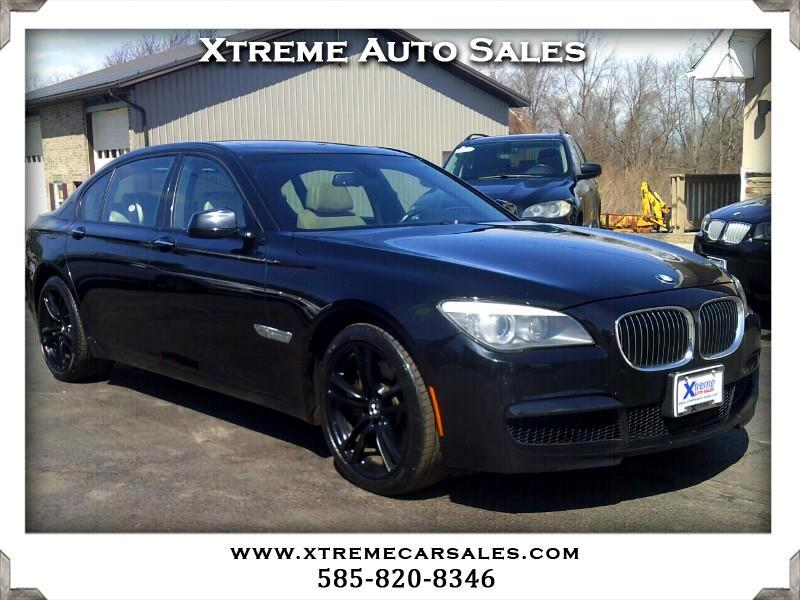 2012 BMW 7-Series 750Li Xdrive M-SPORT