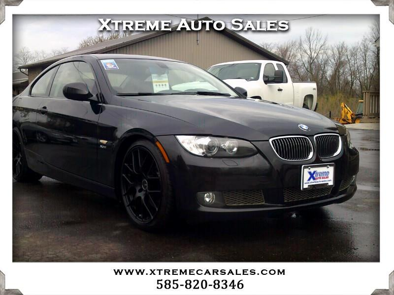 2010 BMW 3-Series 335i xDrive Coupe