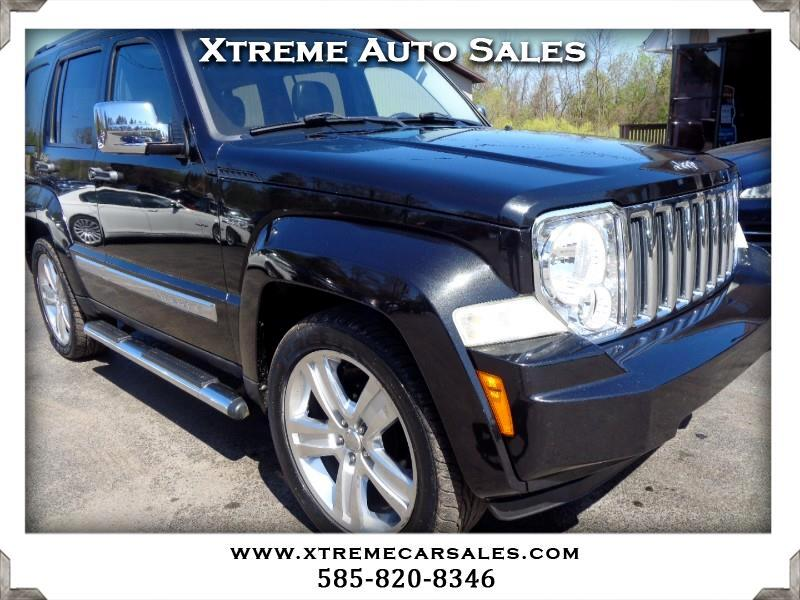 Jeep Liberty Limited 4WD 2011