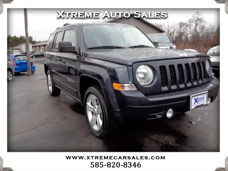 Jeep Patriot Latitude 4WD 2014