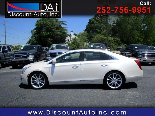 2014 Cadillac XTS TT Premium AWD V