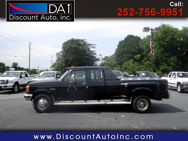 1990 Ford F-350 SuperCab DRW 2WD