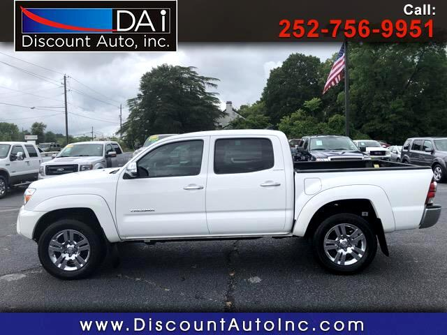 2014 Toyota Tacoma Limited Double Cab V6 4WD
