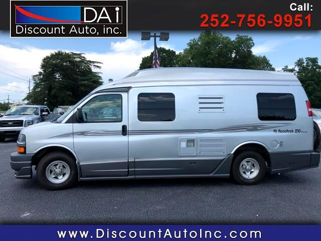 2007 Chevrolet Express G3500 Extended Cargo