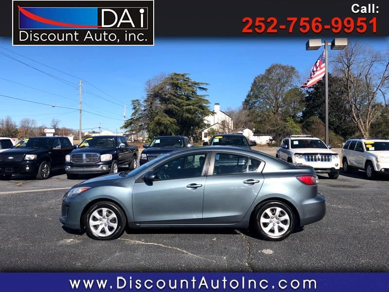 2012 Mazda MAZDA3 i Sport 4-Door