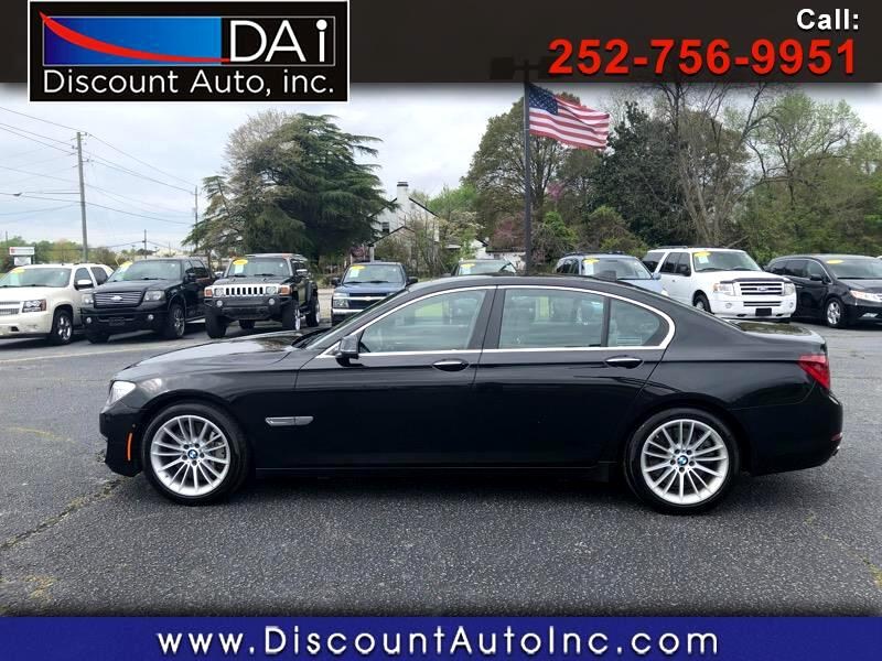 2013 BMW Alpina B7 SWB xDrive