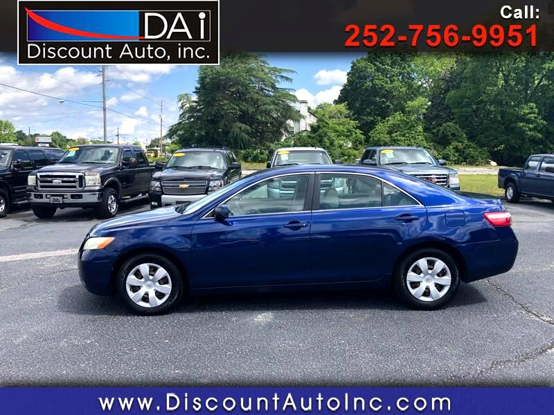 2009 Toyota Camry CE 5-Spd AT