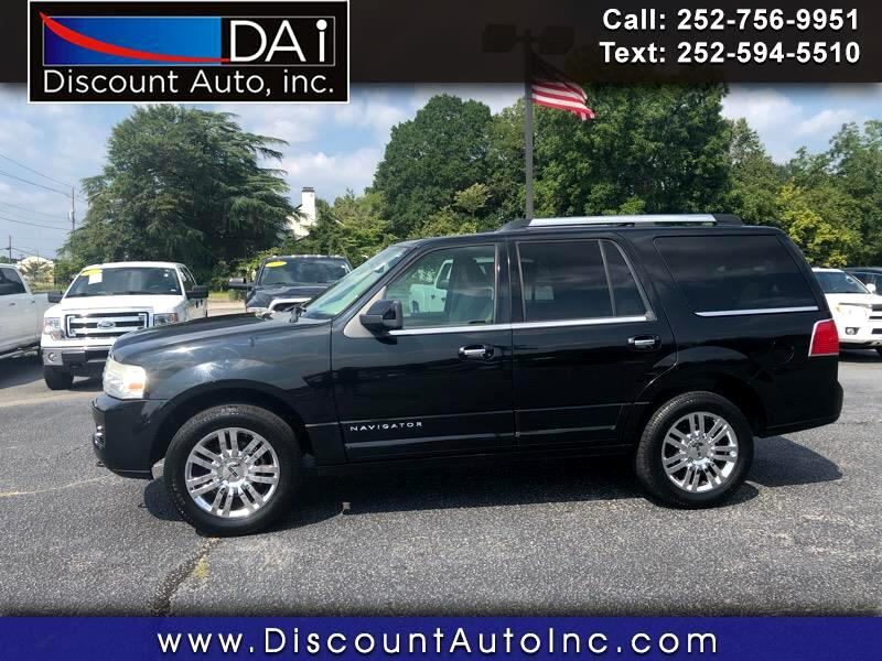 Buy Here Pay Here Greenville Nc >> Used 2008 Lincoln Navigator 2wd For Sale In Greenville Nc