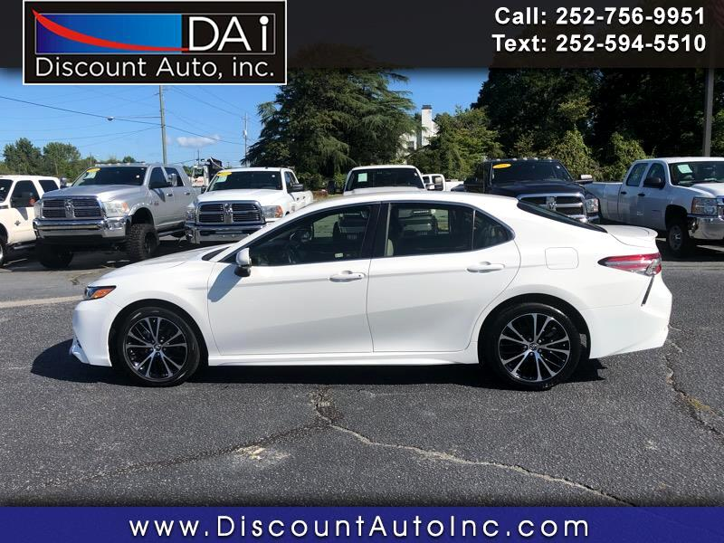 Buy Here Pay Here Greenville Nc >> Used 2018 Toyota Camry Se For Sale In Greenville Nc 27834