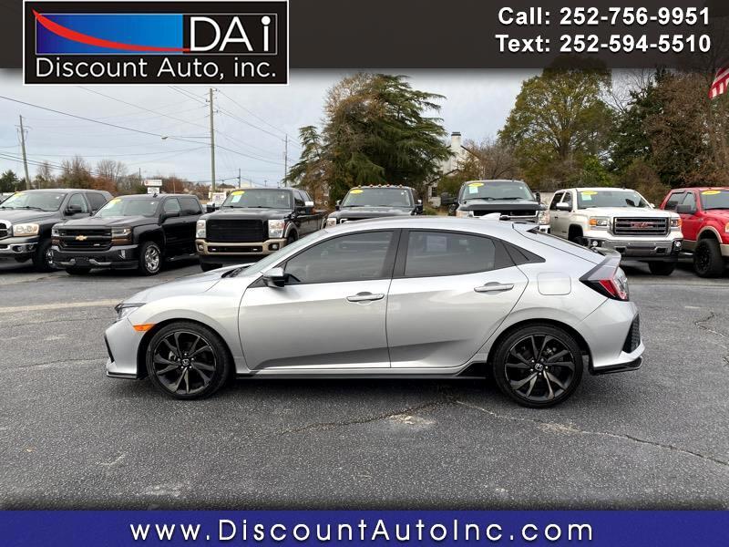 Honda Civic Sport CVT 2018