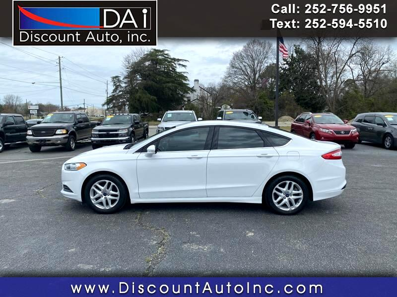 Buy Here Pay Here Greenville Nc >> Used 2014 Ford Fusion SE for Sale in Greenville NC 27834 Discount Auto