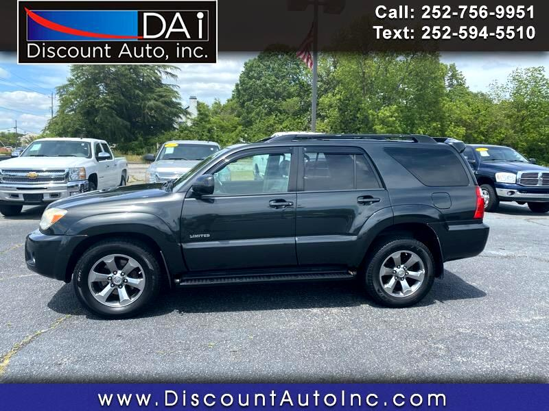Toyota 4Runner Limited 2WD 2008