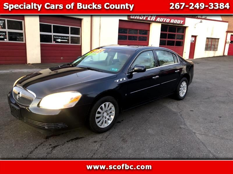 Buick Lucerne 4dr Sdn CX 2006